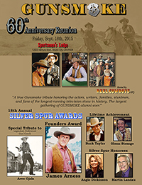 18th Annual Souvenir Program Book from the 2015 Silver Spur Awards Show