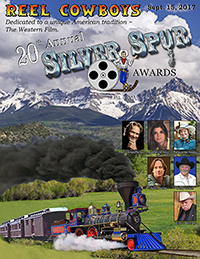 20th Annual Souvenir Program Book from the 2017 Silver Spur Awards Show