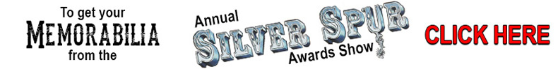 Get Your Memorbilia From Various Silver Spur Award Shows